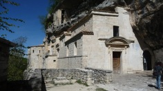 Roccamorice- Santo Spirito a Majella